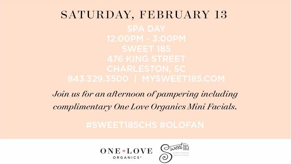 Mark your calendars free facials sweet 185 or just need an excuse to do something amazing for yourself this weekend come see us for spa day free mini facials solutioingenieria Image collections